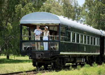 Luxury Rail Safaris